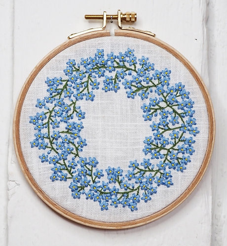 Francis Hand Embroidery Kit