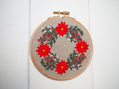 Lucia Embroidery Kit