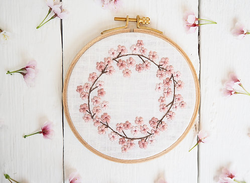 Bonnie Hand Embroidery Kit