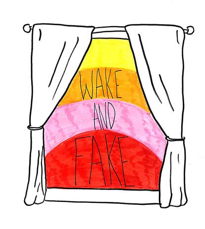 Wake & Fake