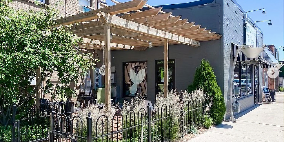 Summer Launch with Native Roots Hemp Patio After Hours