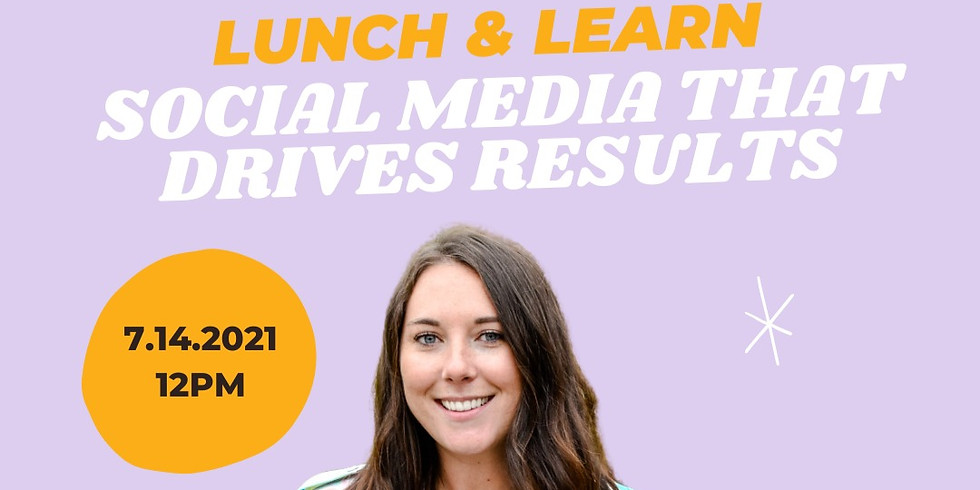 Lunch & Learn w/ 4M Marketing and Bay Area Life & Style
