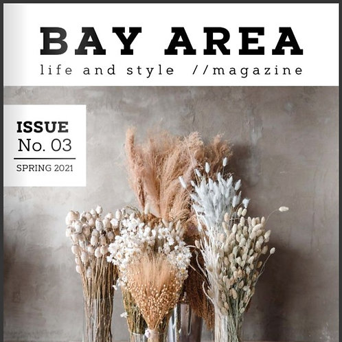 Bay Area Restaurant Listing | 1/2 Page