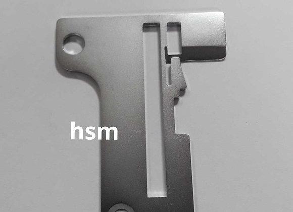 Singer  14U132 standard needle plate,0412688000