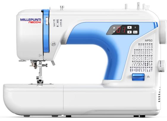 Necchi MP 50 sewing machine,Millemputi sewing machine