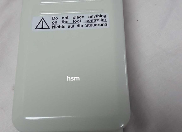 Foot control, sewing machine foot pedal, 110v