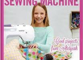 Sewing Book ''Get going with your sewing machine''