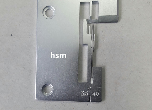 Singer Needle plate,Throat Plate 4 Thread 14SH754/14SH654/HD854,Singer Needle P