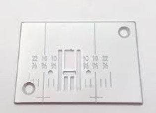 Singer Zig Zag Needle Plate.416462201.6160/6180/