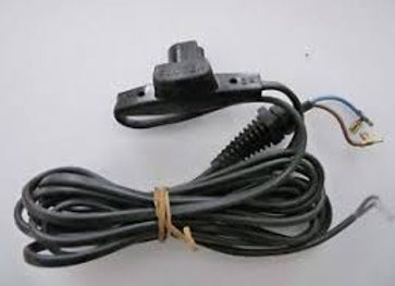 Singer Foot Control Lead. small pin