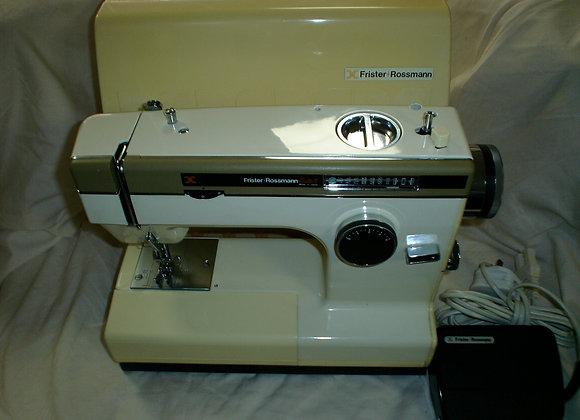 FRISTER + rossmann cub 7 sewing machine,Compact,
