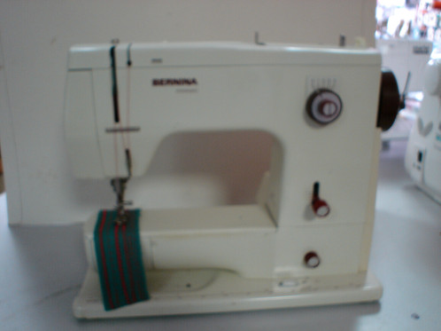 Bernina 40 Sewing Machine Reconditionedused Extraordinary Bernina 807 Sewing Machine