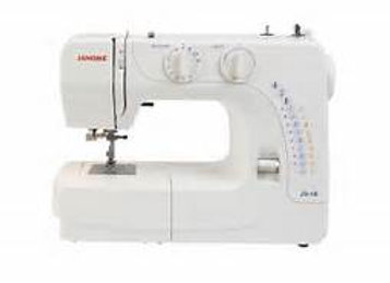 Janome J3-18 sewing machine