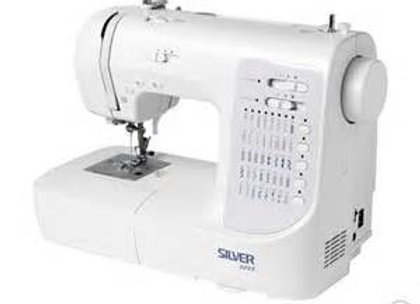 Silver 1080 sewing machine