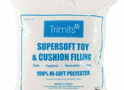 Trimits supersoft toy and cushion filling, stuffing