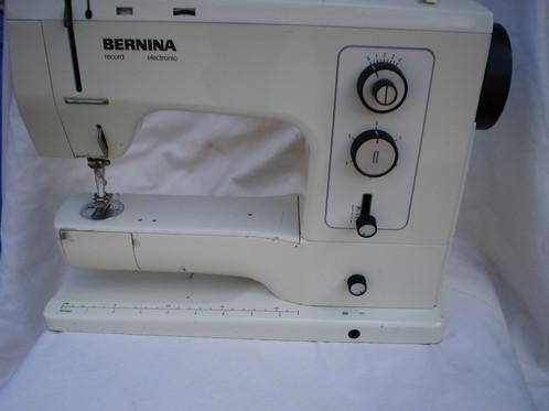 Bernina 40 Sewing Machine Reconditionedused New Reconditioned Bernina Sewing Machines