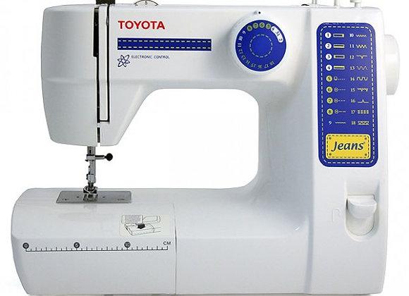 Toyota JFS18. Sewing machine