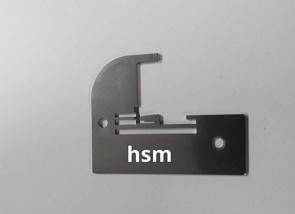 Forster+Rossman Lock 3needle plate
