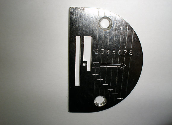 Singer 15K Needle Plate.