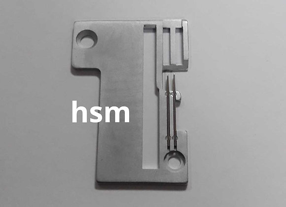 Husqvarna 34D overclock needle plate,415679701