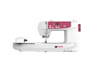 Silver CH03 WiFi Embroidery sewing machine