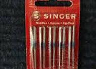 Singer 14U Overlocker needles x10.# 2054.847R,Size 90/14