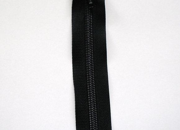 Heavy Duty Trouser Zip|Black