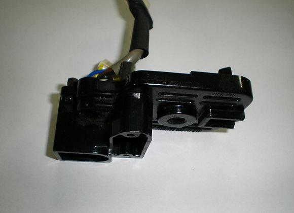 Singer sewing machine motor housing front end