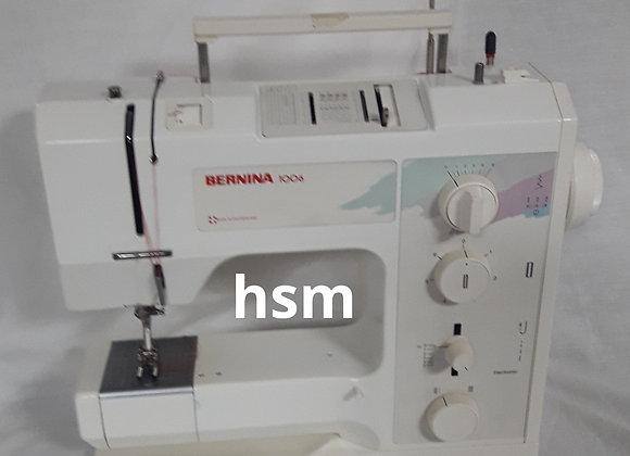 Bernina 1006/1008 Sewing Machine,Buttonhole,embroider patterns,Heavy Duty sewing