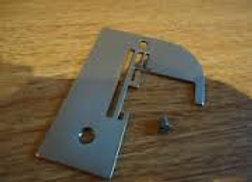 Frister + Rossman Knitlock 3.Needle plate