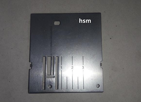 Pfaff 1000 SERIES Needle Plate, 6mm Zigzag,98-694820-00,pfaff needle plate