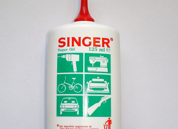 Sewing Machine Oil (Singer)