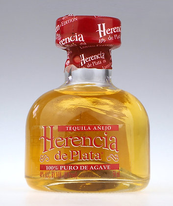 Herencia de Plata Anejo - 50ml mini
