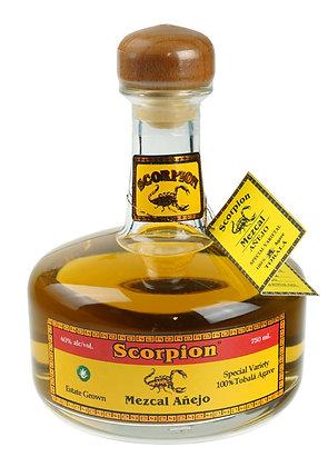 Scorpion Mezcal Anejo - Estate Grown Tobala Varietal