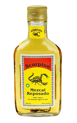 Scorpion Mezcal Reposado - 200ml