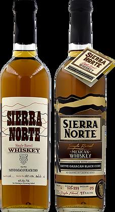 Sierra Norte Black Corn Whiskey - 750ml