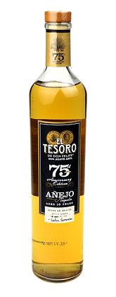 El Tesoro 75th Anniversary Ultra Aged Anejo