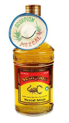 Scorpion Mezcal Anejo 1 Year