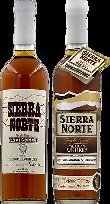 Sierra Norte White Corn Whiskey - 750ml
