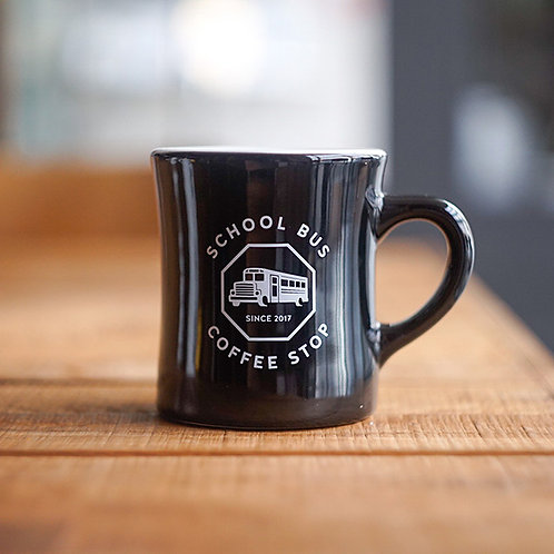 Kitahama mug cup -Black-