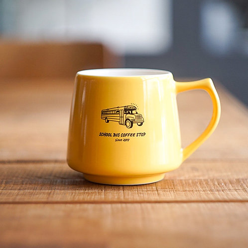 Kyoto mug cup -Yellow-