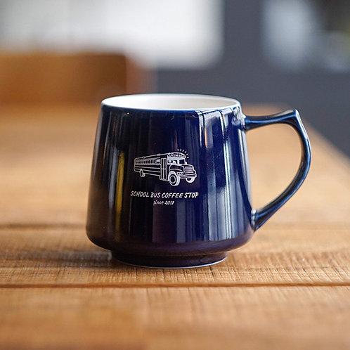 Kyoto mug cup -Navy-