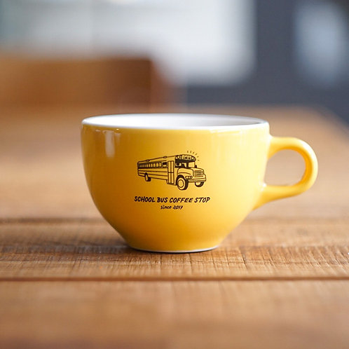 Kyoto 6oz latte cup -Yellow-