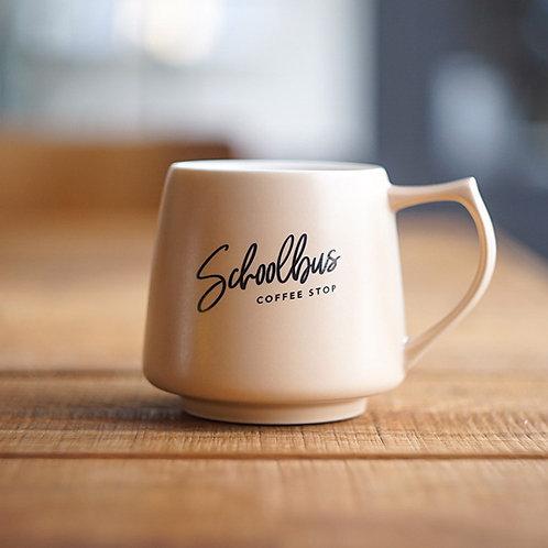 Motomachi mug cup -Matte beige-