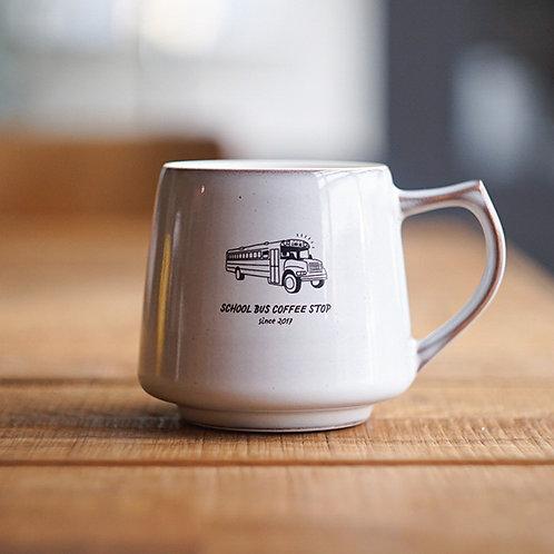 Kyoto mug cup -Vintage gray-