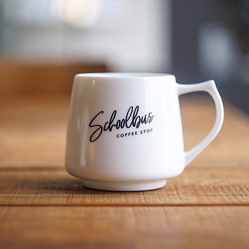 Motomachi mug cup -White-