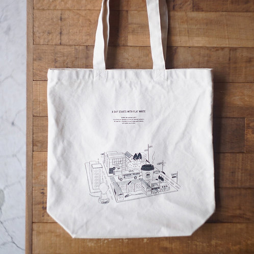 Original tote bag -Map-