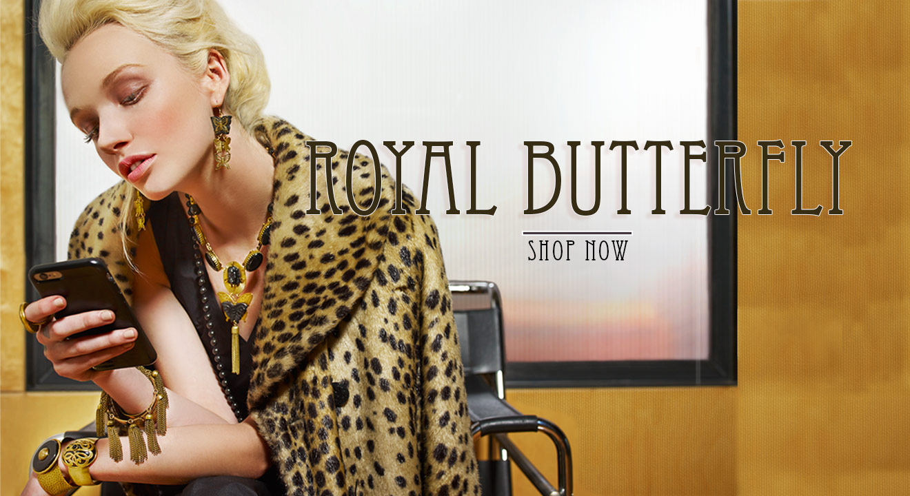 Royal Butterfly - Fall/Winter 2015