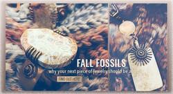 Fab Fossils - Fall/Winter 2017