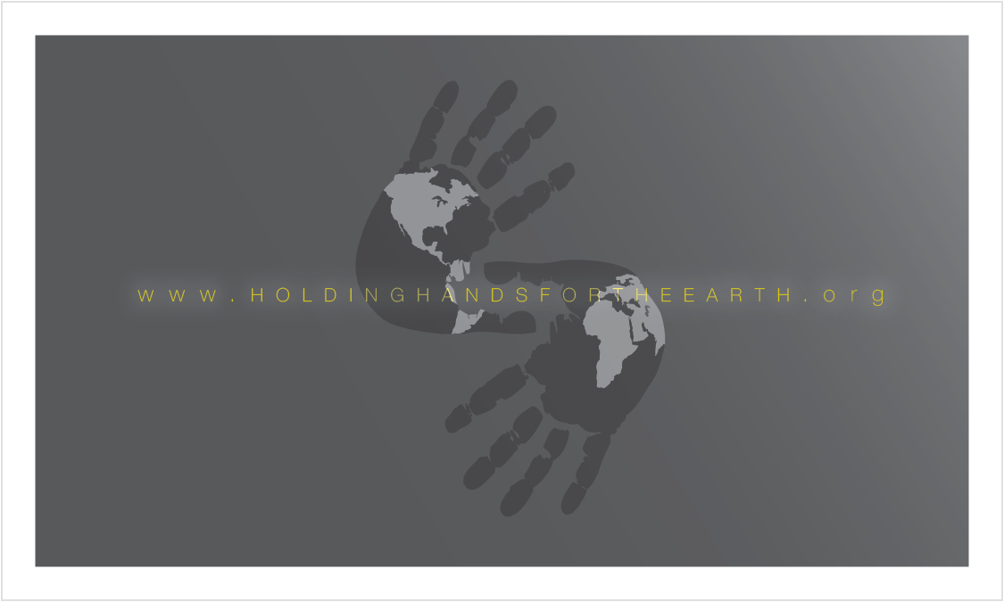 Holding Hands for the Earth
